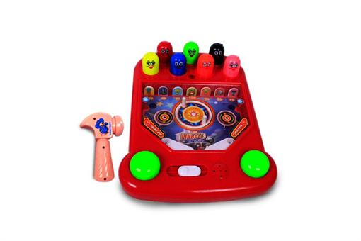 اسباب-بازی-بازی چکش و گوی بزرگ