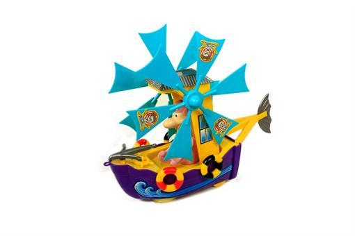 اسباب-بازی-قایق بادی موزیکال
