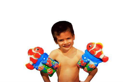 اسباب-بازی-بازوبند 6 تا 12 طرح ماهی اینتکس