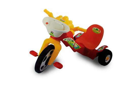 اسباب-بازی-سه چرخه موزیکال و چراغ دار کودک
