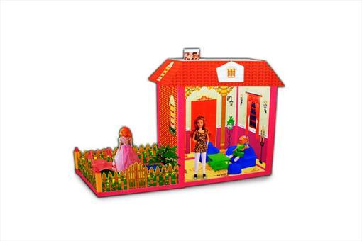 اسباب-بازی-خانه عروسک متوسط