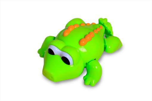 اسباب-بازی-تمساح آبی کوکی