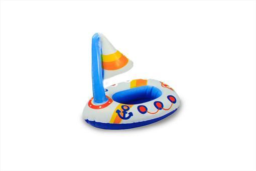 اسباب-بازی-قایق بادی وان اینتکس