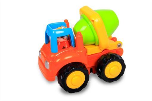 اسباب-بازی-ماشین قدرتی و نشکن میکسر
