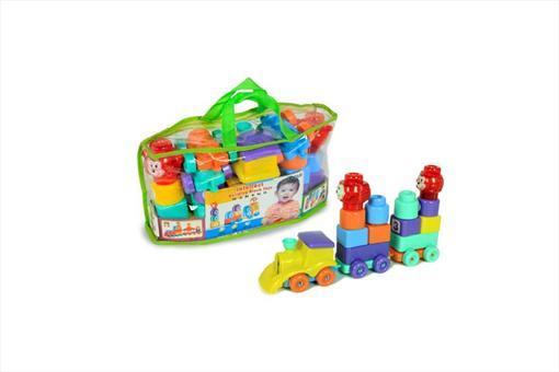 اسباب-بازی-لگو هوش و سرگرمی قطار کودک