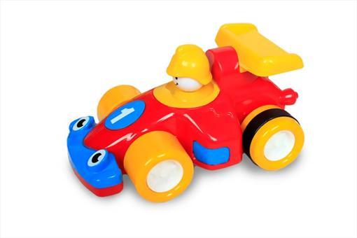 اسباب-بازی-ماشین قدرتی نشکن مسابقه ای شماره ١