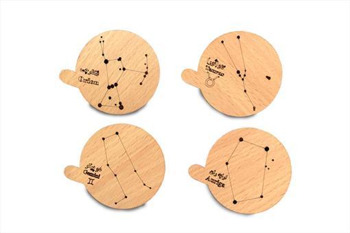 اسباب-بازی-ست آموزشی صورت های فلکی نشانه زمستانه