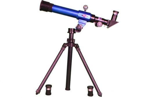اسباب-بازی-تلسکوپ آبی