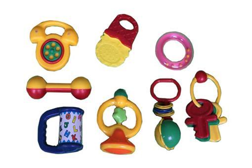 اسباب-بازی-ست جغجغه و دندانی