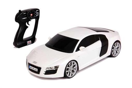 اسباب-بازی-ماشین رادیو کنترلی  آئودی