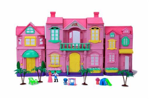 اسباب-بازی-خانه باربی بزرگ
