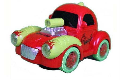 اسباب-بازی-ماشین میوه ای چراغ دار موزیکال