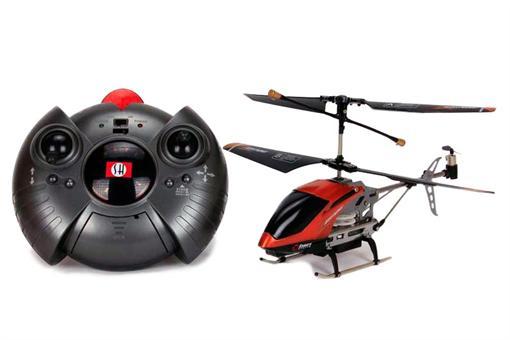 اسباب-بازی-هلی کوپتر کنترلی دوربین دار و رم خور