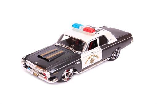 اسباب-بازی-ماکت ماشین دوج پلیس مارک مایستو