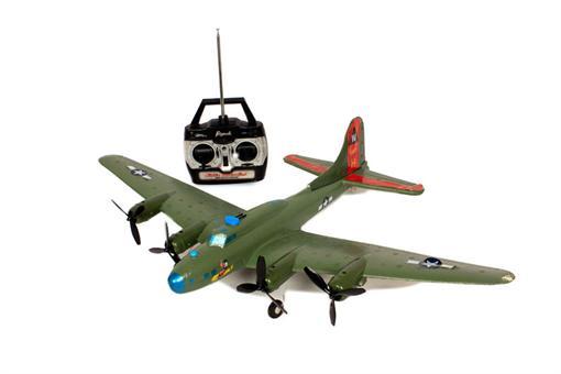 اسباب-بازی-هواپیما ٤ موتور ٢ کانال پروازی