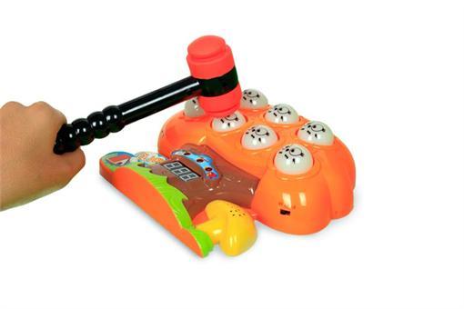 اسباب-بازی-گیم چکشی هوش کودک