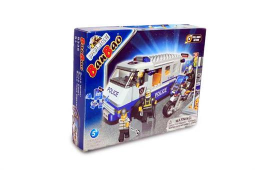 اسباب-بازی-لگو پلیس