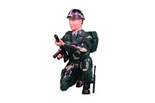 اسباب-بازی-سرباز نشسته متحرک صدا دار