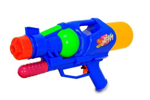 اسباب-بازی-تفنگ آب پاش تلمبه دار هاوای 35 سانتی