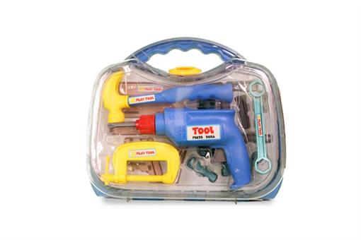 اسباب-بازی-ست ابزار کیفی