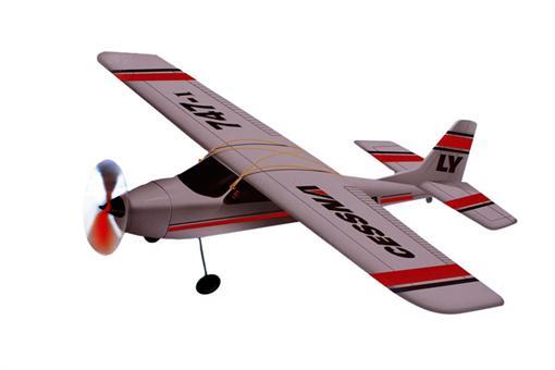 اسباب-بازی-هواپیما ٤ کانال ٢.٤ گیگ tw رادیو کنترلی مارک CESSNA