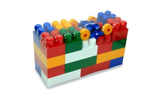 اسباب-بازی-آجره بلوکی ساخت و ساز 31 قطعه