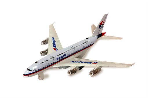 اسباب-بازی-ماکت فلزی عقب کش هواپیمای مسافربری