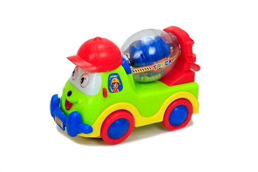 اسباب-بازی-ماشین بونکر موزیکال کودک
