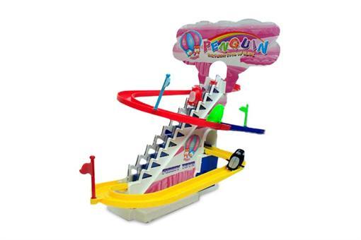 اسباب-بازی-پله پنگوئن CH299
