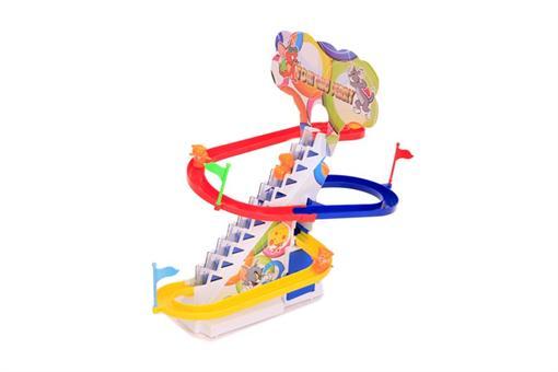 اسباب-بازی-پله تام و جری