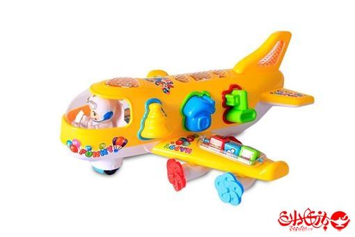 اسباب-بازی-هواپیمای موزیکال فانتزی لگویی