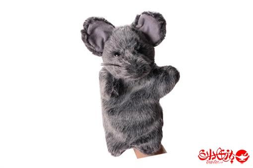 اسباب-بازی-عروسک های پولیشی نمایشی طرح موش