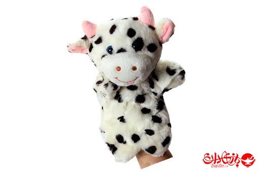 اسباب-بازی-عروسک های پولیشی نمایشی طرح گاو خال خالی