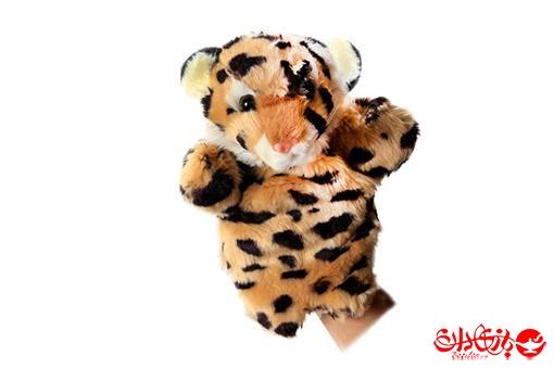 اسباب-بازی-عروسک های پولیشی نمایشی طرح پلنگ