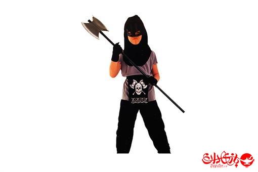 اسباب-بازی-لباس نمایشی شخصیت جمجمه جنگجو