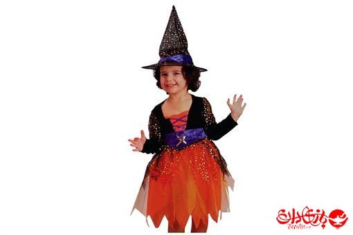 اسباب-بازی-لباس نمایشی شخصیت جادوگر زیبا
