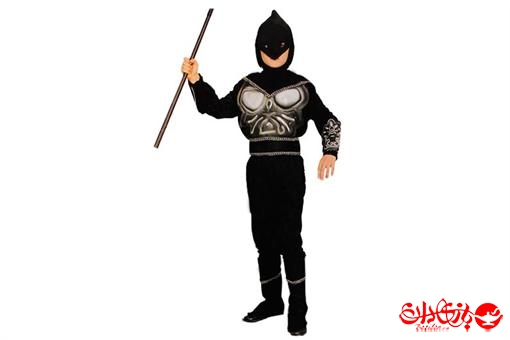 اسباب-بازی-لباس نمایشی شخصیت جنگجوی  قهرمان