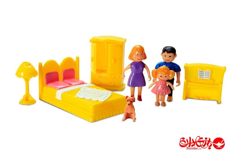 تصویر شماره 2  خانه عروسکی صدادار با لوازم