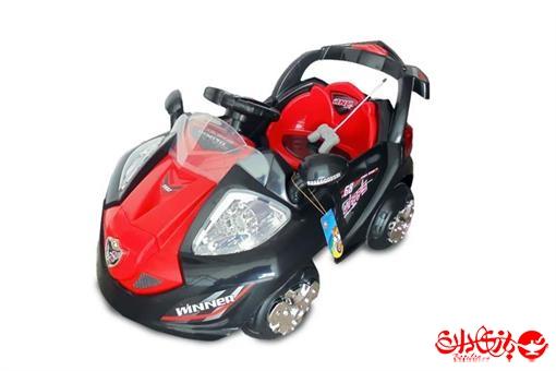 اسباب-بازی-ماشین شارژی کنترلی وینر تک موتوره