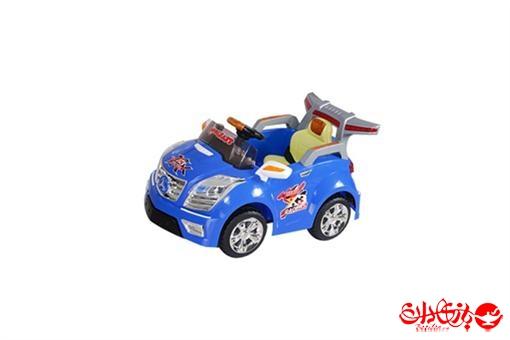 اسباب-بازی-ماشین شارژی کنترلی آئودی Q٦ تک موتوره