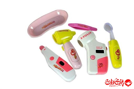 اسباب-بازی-ست لوازم پزشکی کوچک