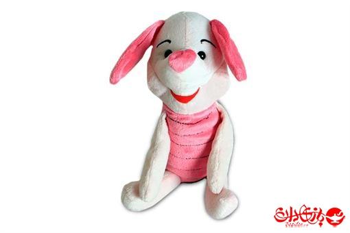 اسباب-بازی-عروسک  پیگلت آویز پولیشی خارجی