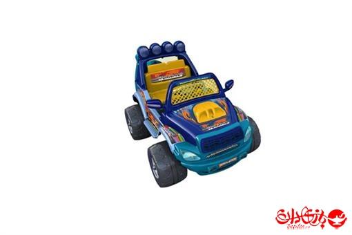 اسباب-بازی-ماشین شارژی ماک پیناسل ٥٠٩٦ تک موتوره کنترلی