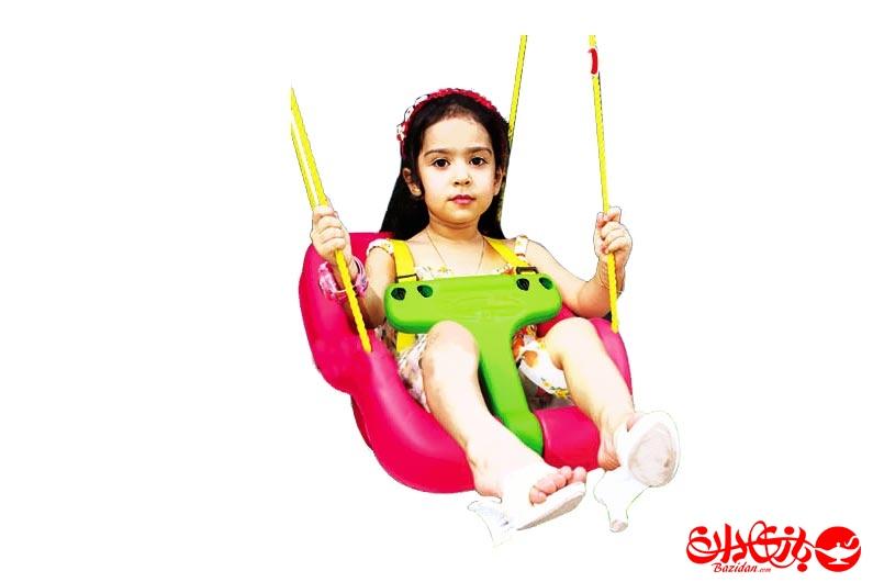 تصویر-شماره-1-تاب-کودک-بارفیکسی-موزیکال-و-حفاظ-دار-ستاره