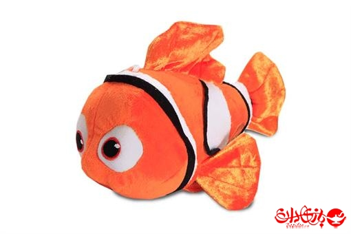 اسباب-بازی-عروسک پولیشی ماهی نمو آویز سایز 1 مارک دیزنی