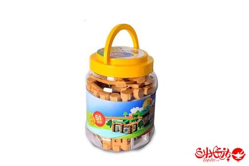 اسباب-بازی-خانه جنگلی جعبه شیشه ای