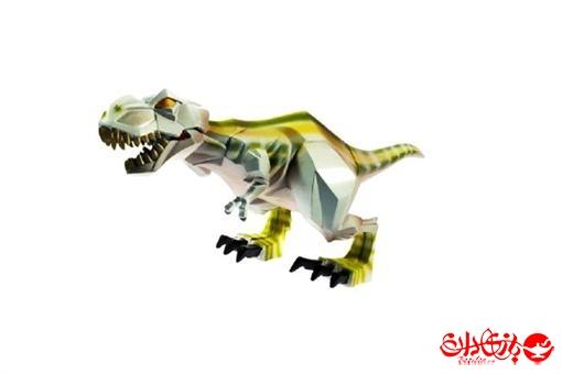 اسباب-بازی-دایناسور وکیوم مدل گوشتخوار