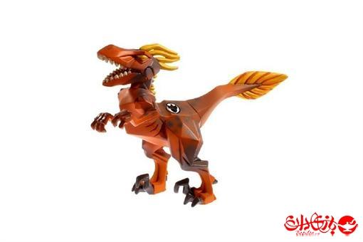 اسباب-بازی-دایناسور وکیوم مدل آتشین