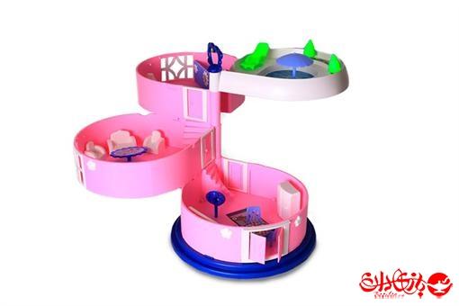 اسباب-بازی-خانه شادی پنت هاوس طبقاتی دوبلکس تاشو