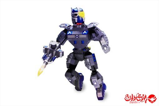 اسباب-بازی-لگو ربات ترانسفورمر مدافع آسمانی 176 تکه